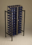 Locking KD-72 Wine Rack